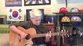 Payphone - Maroon 5 - Fingerstyle Guitar Cover