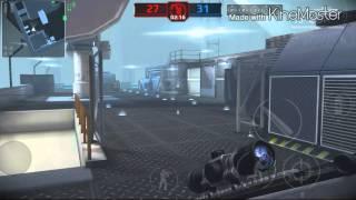 getlinkyoutube.com-Modern Combat 5- Se achando Pró na snipa u.u