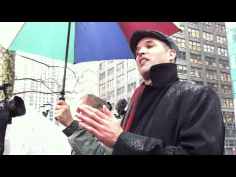 #F29 OWS - Matt Taibbi's Teach-In at Bryant Park, NYC (Part 2 of 4)