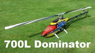 getlinkyoutube.com-TREX 700L Dominator - 3rd August 2014