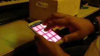 getlinkyoutube.com-The Elegant Beast vs. Electro Drum Pads