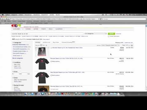 Tutorial 1 - Como comprar no Ebay de forma mais segura
