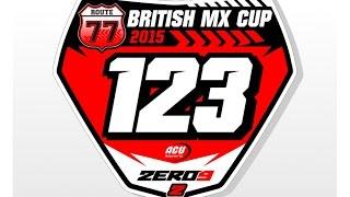 getlinkyoutube.com-ROUTE 77 Mx - Rnd 2 GoldenTyre National Cup 2015 PRESTON DOCKS Motocross