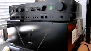 getlinkyoutube.com-Homemade sound system & 2x400w amplifier