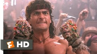 getlinkyoutube.com-Hot Shots! Part Deux (1/5) Movie CLIP - Topper's Kickboxing Match (1993) HD