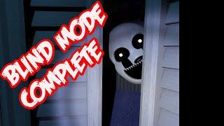 getlinkyoutube.com-BLIND CHALLENGE COMPLETE   Halloween UPDATE   Five Nights At Freddy's 4