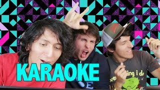 getlinkyoutube.com-KARAOKE CON AMIGOS | VIDEOS DE RISA ft RAFA DE LOS POLINESIOS Y RON DE QUEPARIO