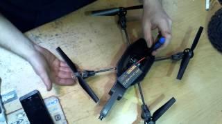 Reset af Ar-Drone 2.0