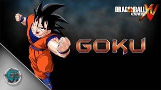 getlinkyoutube.com-Dragon Ball Xenoverse - Character Creation: Goku