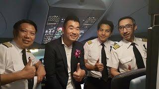 getlinkyoutube.com-BRAND NEW Thai Airways A350-900 COMPLETE FLIGHT REVIEW Bangkok to Dubai