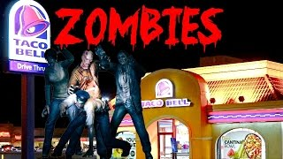 getlinkyoutube.com-Taco Bell ZOMBIES!!!▐ CoD World at War Custom Zombies Map/Mod