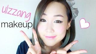 getlinkyoutube.com-Cute Korean Ulzzang Makeup! ♥ 예쁘고 깜찍한 얼짱 화장