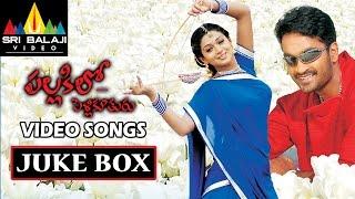 Pallakilo Pellikuthuru Songs Jukebox | Video Songs Back to Back | Gowtam, Rathi | Sri Balaji Video