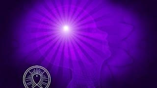 getlinkyoutube.com-Binaural Beat Sleep Meditation Music: Third Eye Chakra Opening, Positive Energy, Healing Music
