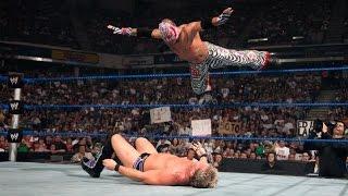 WWE   Rey Mysterio Vs. Chris Jericho The Bash 2009   Highlights [HD]