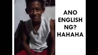 Tee radio ano english ng ?