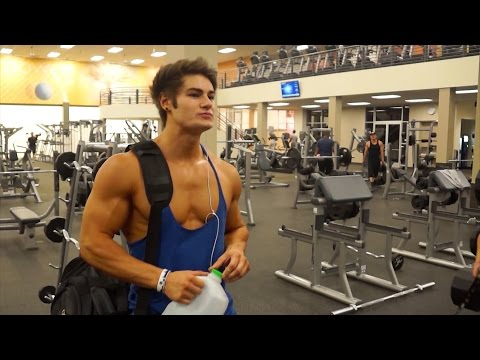 Full IFBB Pro Chest & Triceps Workout w/ @Jeff_Seid