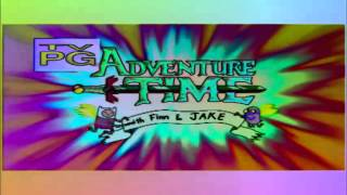 getlinkyoutube.com-Adventure Time Intro enhanced with Diamond