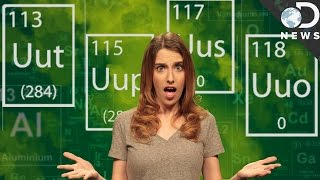 What Are The Four New Elements On The Periodic Table?