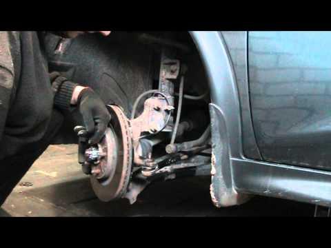 Как самостоятельно заменить рулевой наконечник