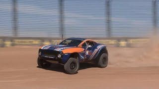 getlinkyoutube.com-IMTS Rally Fighter Goes To Wild Horse Pass Motorsports Park