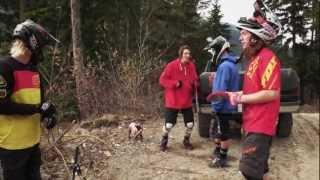 getlinkyoutube.com-Life Behind Bars - Vancouver BMX and Pemberton Downhill - Episode 16