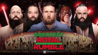 Every Match Announced For Greatest Royal Rumble width=