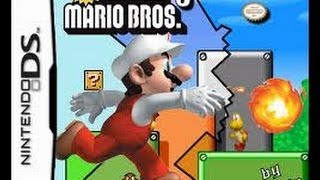 getlinkyoutube.com-DESCARGAR NEW SUPER MARIO BROS 3 PARA NDS