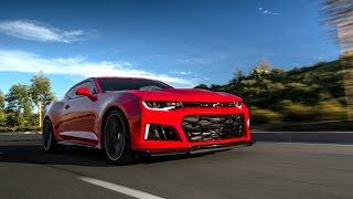 2017 650HP Chevrolet Camaro ZL1 Review with PDR footage!