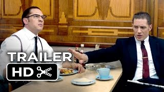 Legend Official Trailer #1 (2015) - Tom Hardy, Emily Browning Movie HD width=