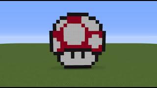 getlinkyoutube.com-Minecraft Tutorial Ep.5: How To Make A Mario Mushroom