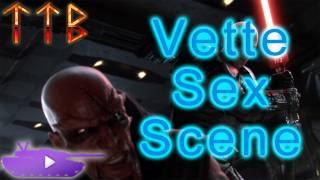 ★ SWTOR - Vette Companion Sex Scene (uncensored!) - ft. TTB - WAY