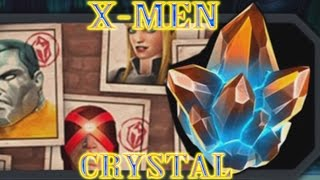 getlinkyoutube.com-MARVEL: Contest of Champions - X-MEN CRYSTAL 4 STAR Fighter Hunting (iOS/Android) Gameplay