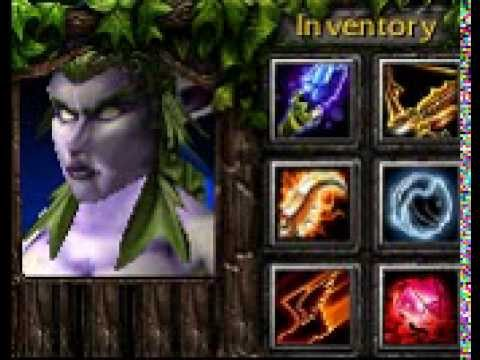 DotA: Item Build for Aiushtha - The Enchantress by 1mm0rtal