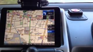 getlinkyoutube.com-iPad mini をカーナビ化