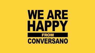 getlinkyoutube.com-We Are Happy From Conversano | Pharrell Williams