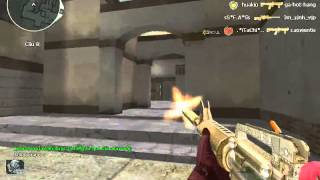 getlinkyoutube.com-M4A1 S -Noble Rose gameplay
