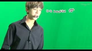 getlinkyoutube.com-B.A.P Daehyun can't stop laughing with his line