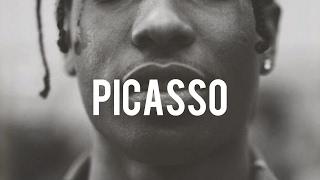 "A$AP Rocky x Travis Scott Type Beat - ""Picasso'"""