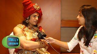 getlinkyoutube.com-Rajat Tokas Back on Television | Chandra Nandini | Interview