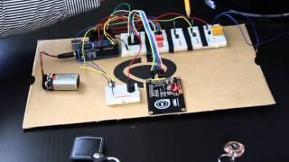 getlinkyoutube.com-Arduino RFID Garage Door Opener