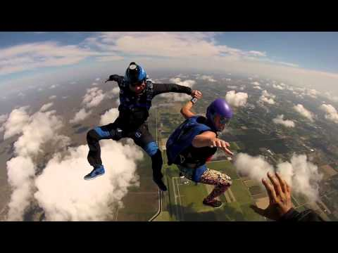 Skydiving in Miami - Best jumps from August 2015