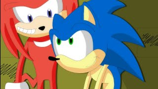 Sonic Shorts - Knuckles Briefs
