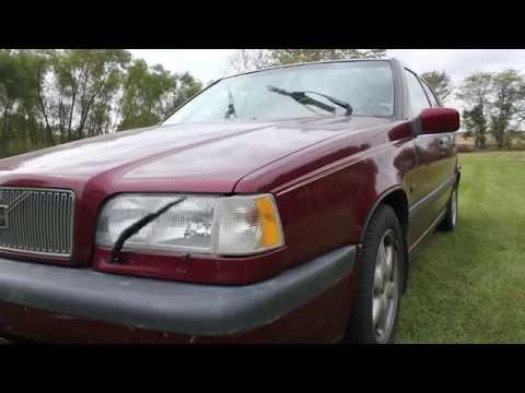 Cute Volvo Headlight Wipers
