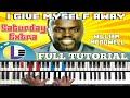 🎵 I GIVE MYSELF AWAY piano tutorial: WILLIAM MCDOWELL I give myself away cover PIANO TUTORIAL