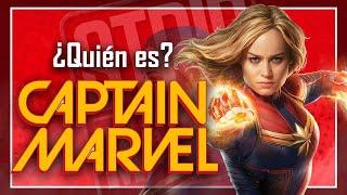 ¿Quién es CAPTAIN MARVEL? Todo sobre el personaje de Brie Larson  | Enciclopedia Strip Marvel