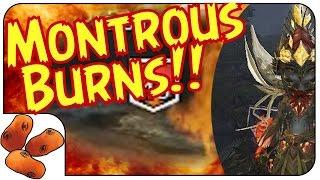getlinkyoutube.com-Guild Wars 2 - Sinister Incineration Tempest Build Guide | Ridiculous Burning Stacks & HEAVY Damage!