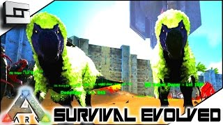 getlinkyoutube.com-DODOREXY TWINS! Modded ARK: Extinction Core E18 ( Ark Survival Evolved Gameplay )