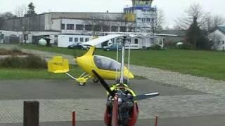 getlinkyoutube.com-My AutoGyro Calidus - first flight