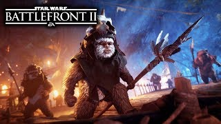 Star Wars Battlefront 2 - Ewok Hunt Trailer